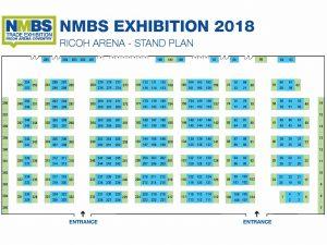 Sabrefix NMBS Stand Plan 2018