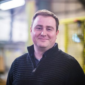 Chris Miles – Supply Chain Manager