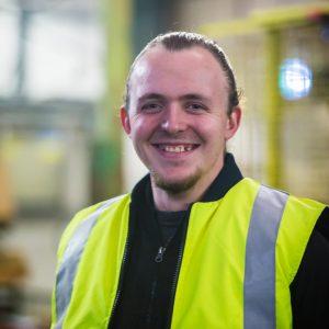 Ian Goodwill – Maintenance Engineer Sabrefix