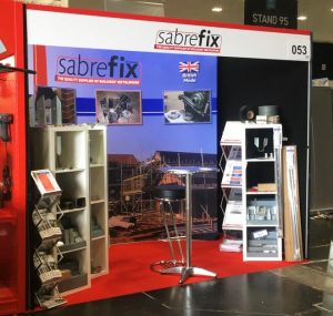 NMBS stand Sabrefix